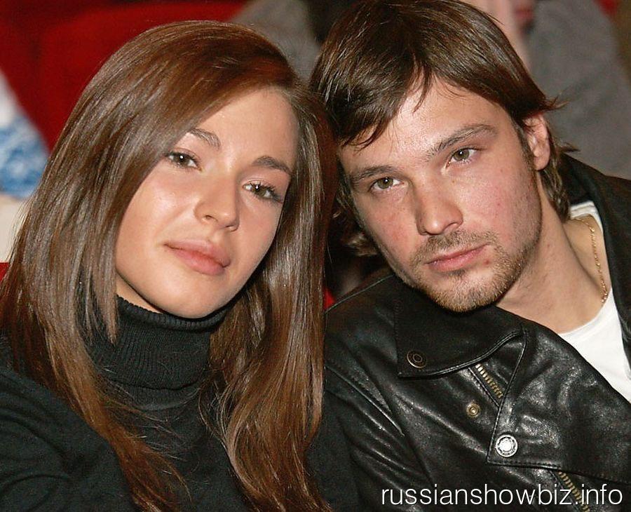 Агния Дитковските и Андрей Чадов
