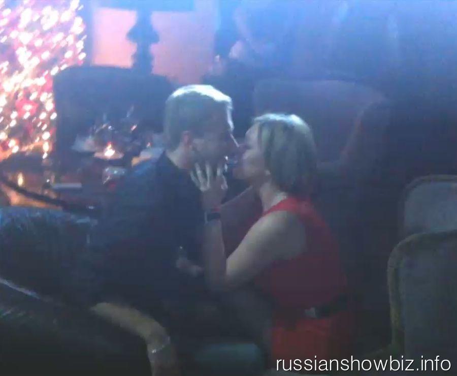 Ирина Дубцова с возлюбленным Николаем