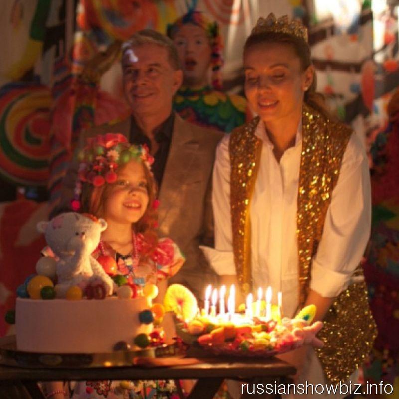 День рождения дочки Олега Газманова