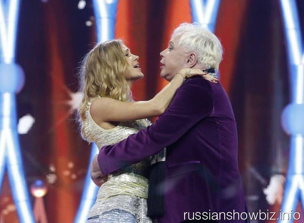 Глюк'оZа и Борис Моисеев