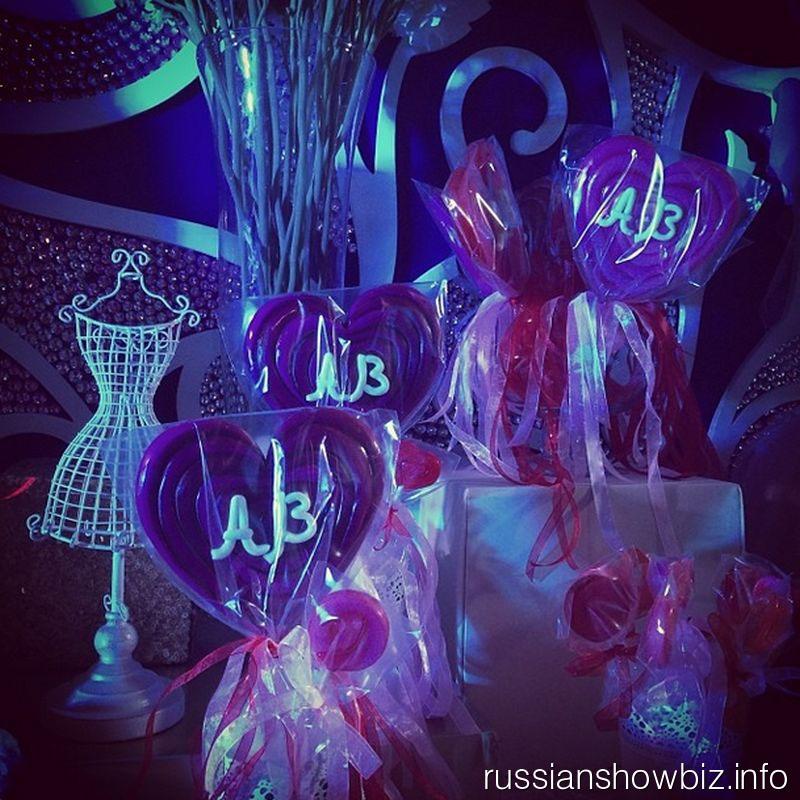 Празднование дня рождения дочки Филиппа Киркорова
