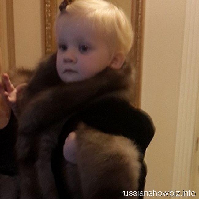 Дочка Стаса Михайлова