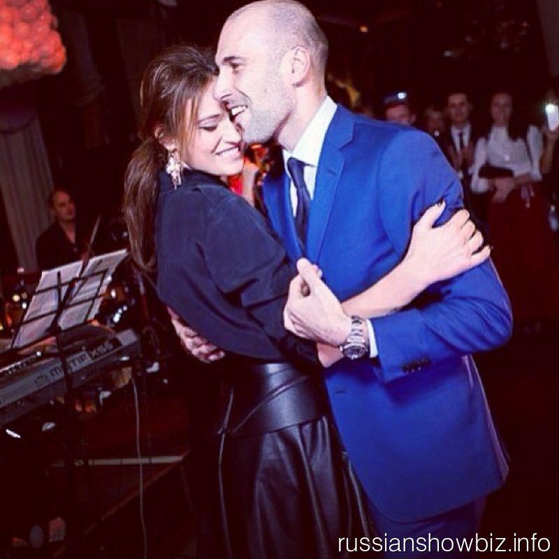 Алена Водонаева и Евгений Папунаишвили