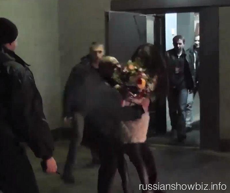 Нападение на Анну Плетневу