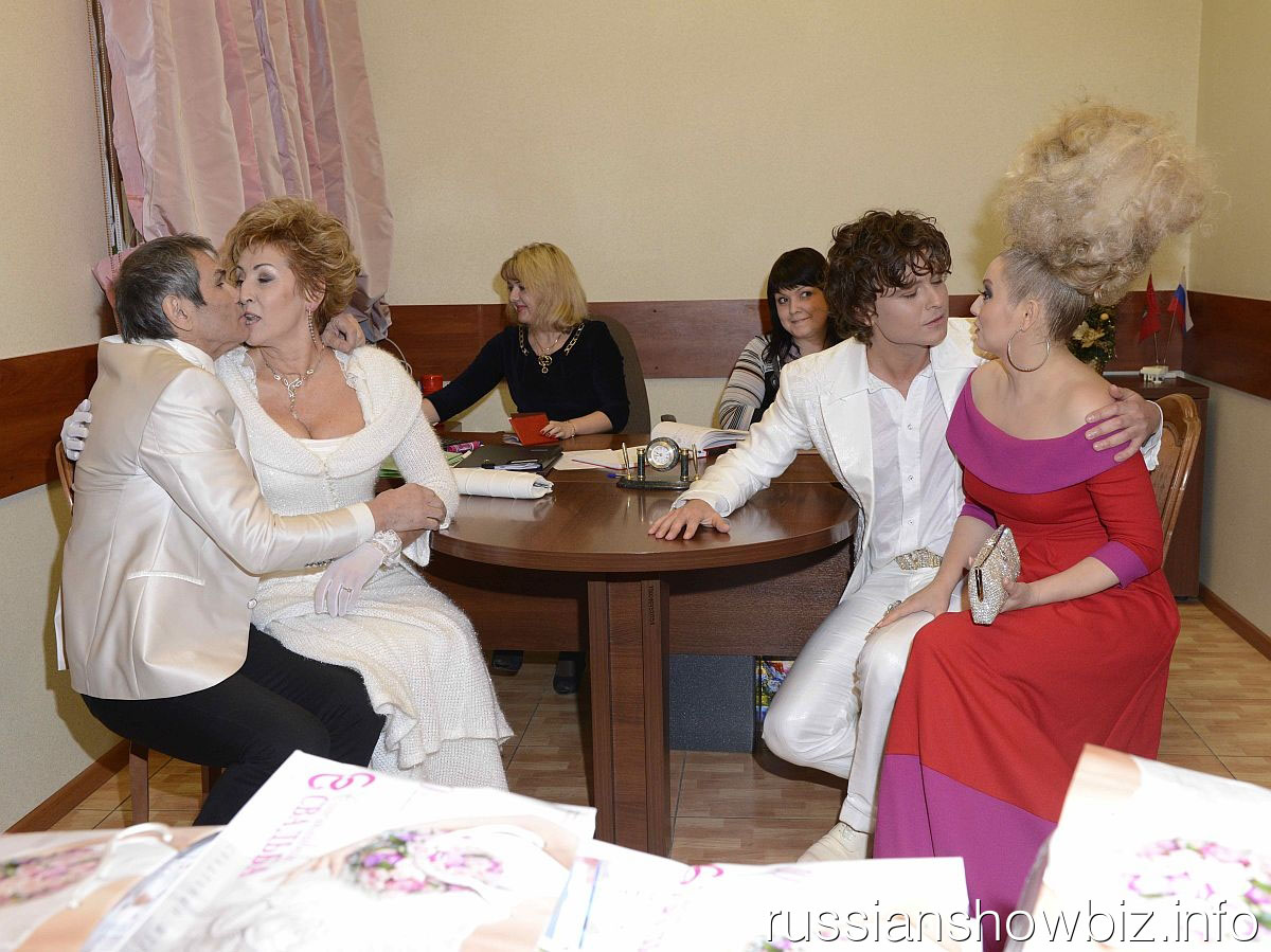 Бари Алибасов, Лариса Копенкина, Прохор Шаляпин и Лена Ленина