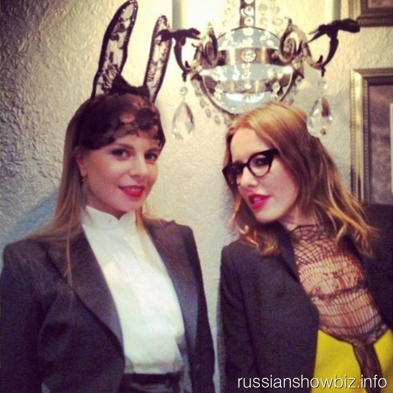 Ксения Собчак на премьере нового фильма