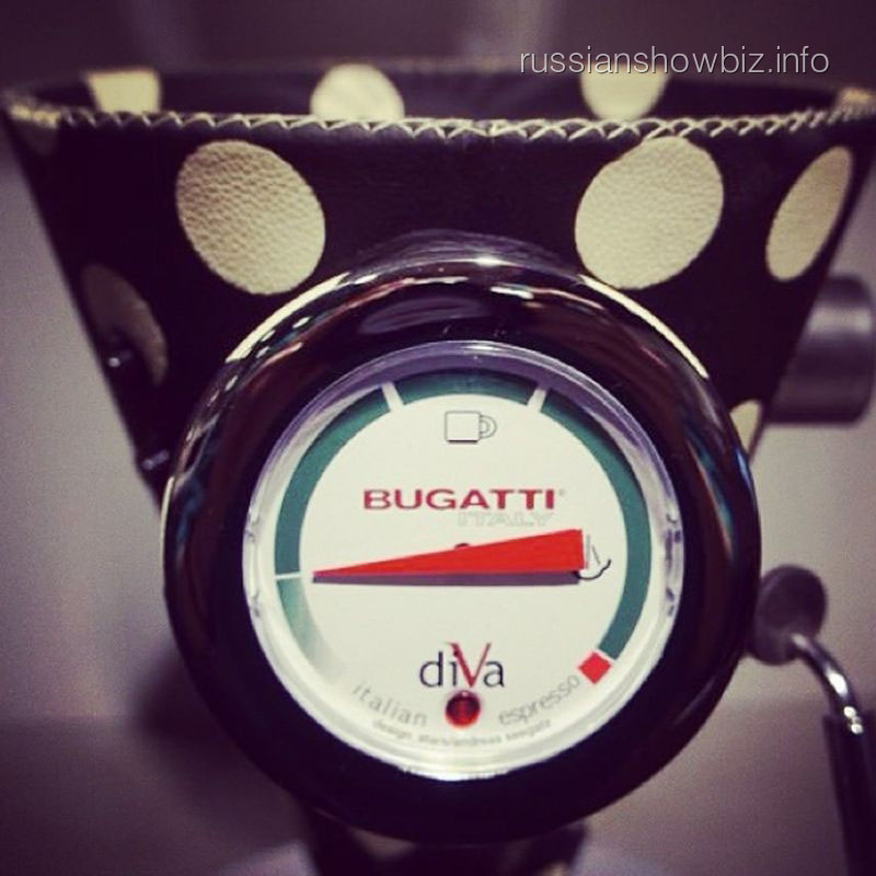 Соковыжималка Bugatti