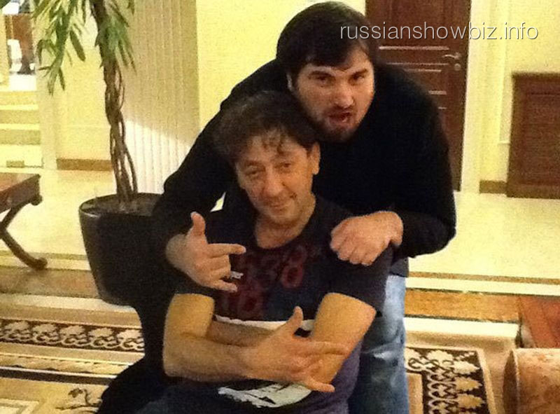 Шарип Умханов и Григорий Лепс