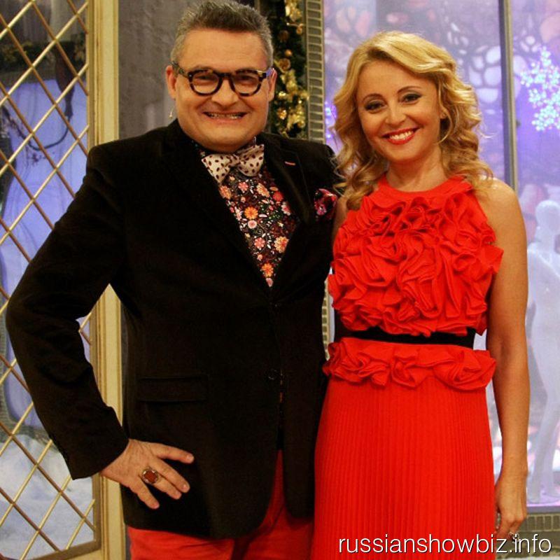 Александр Васильев и Анжелика Варум