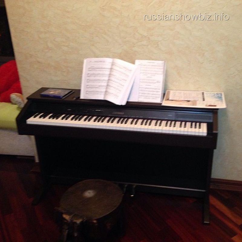 Пианино Анастасии Волочковой