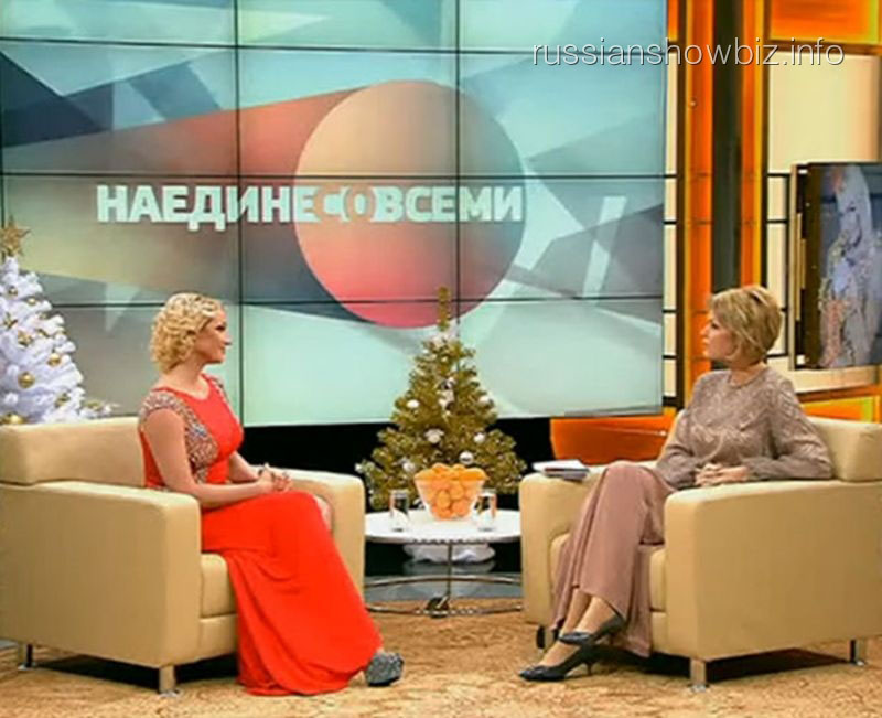 Анстасия Волочкова и Юлия Меньшова