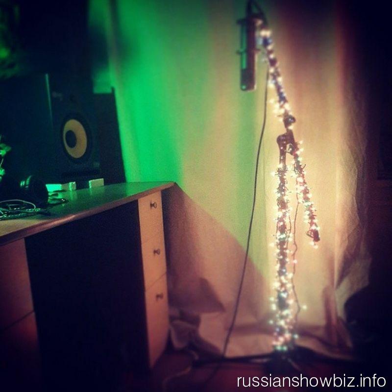 Праздничный микрофон Ирины Забияки