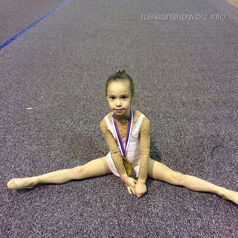Дочь Сергея Жукова