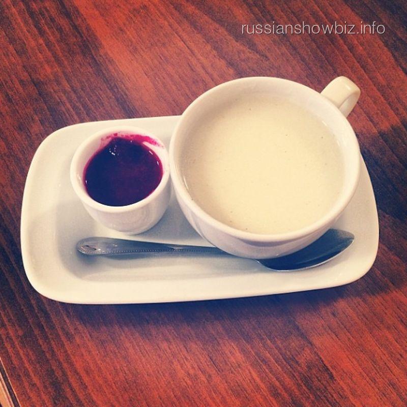 Завтрак, обед и ужин Анфисы Чеховой