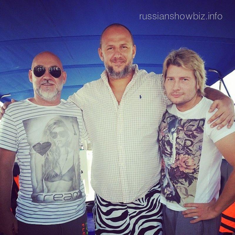 Сергей Кожевников, Потап и Николай Басков