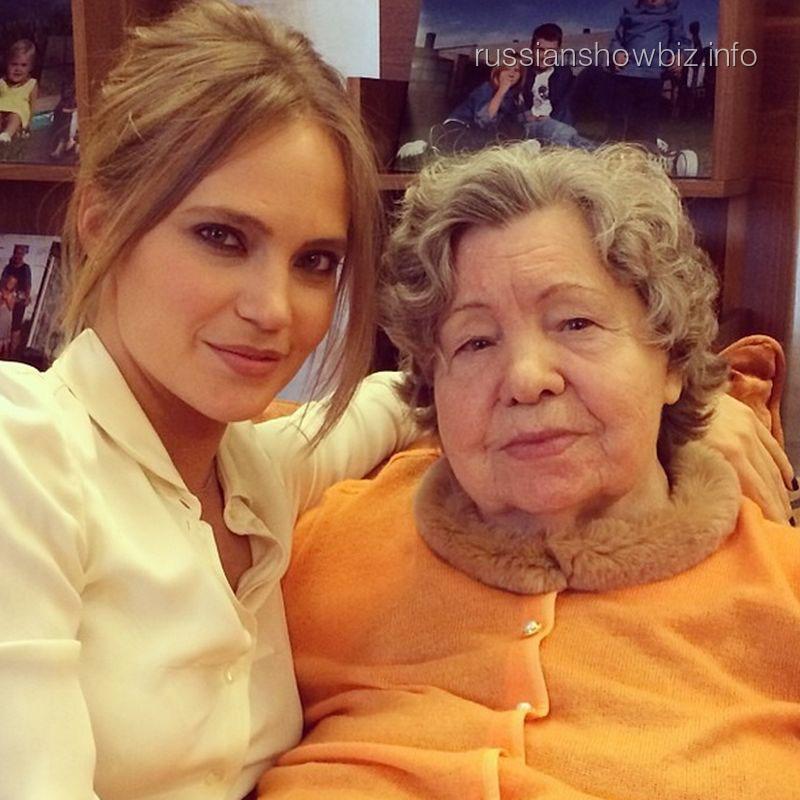 Глюк'оZа с бабушкой