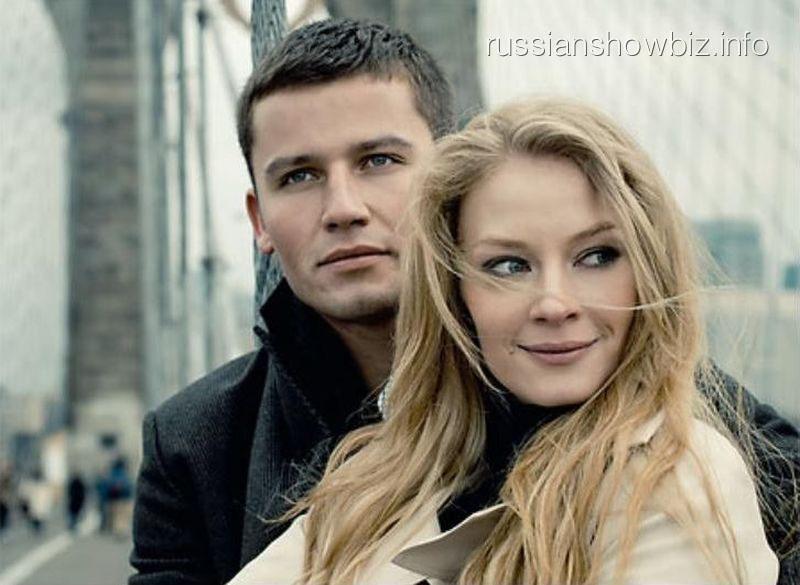 Светлана Ходченкова и Георгий Петрушин