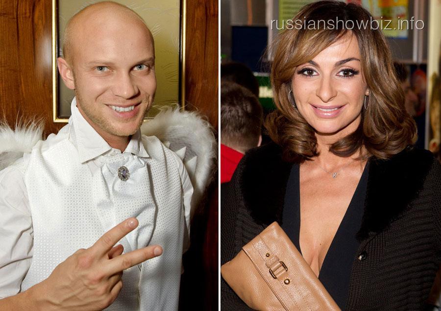 Дмитрий Хрусталев и Екатерина Варнава