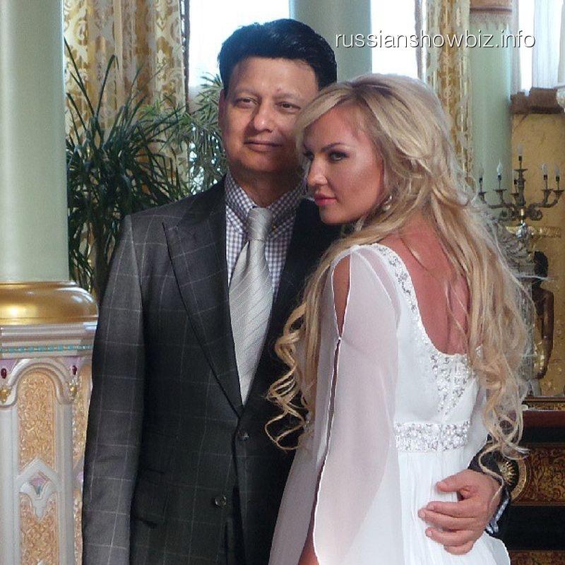 Камалия с мужем