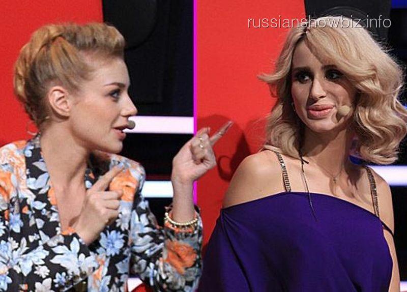 Тина Кароль и Светлана Лобода