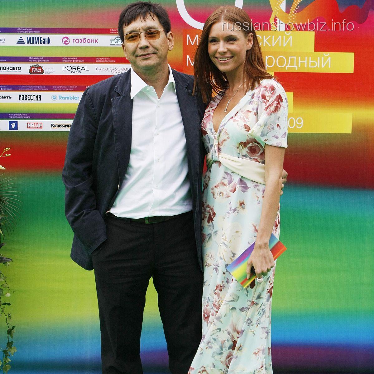 Егор Кончаловский и Любовь Толкалина