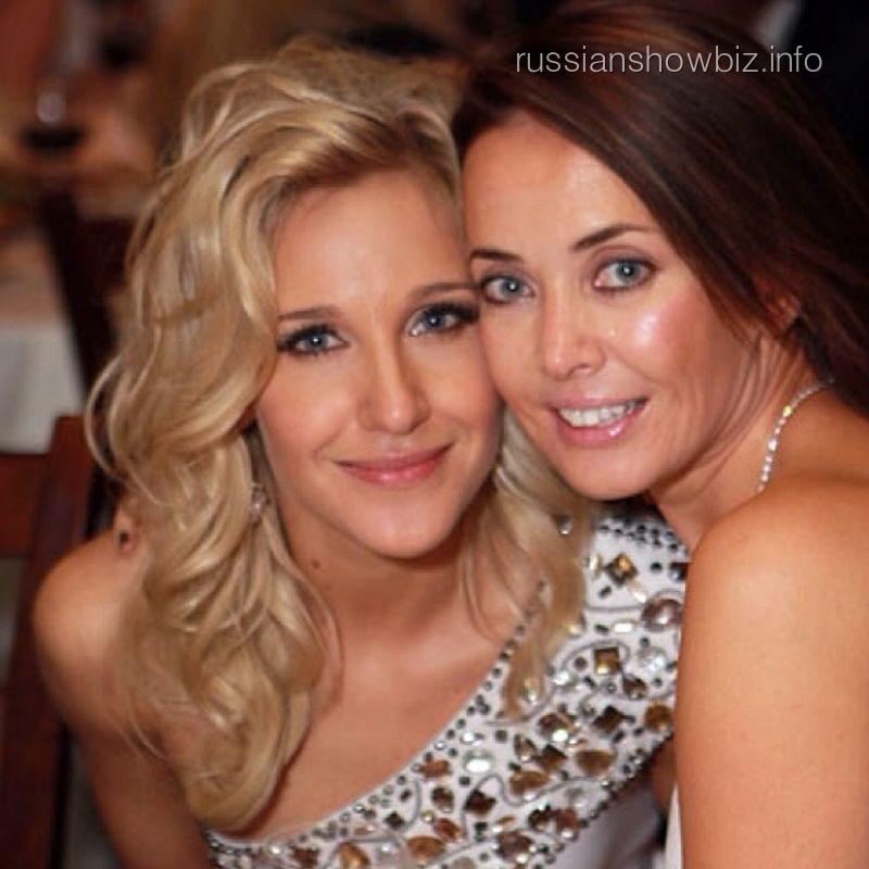Юлия Ковальчук и Жанна Фриске