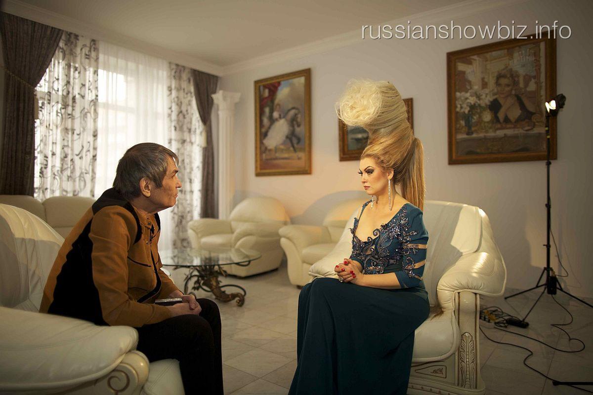 Бари Алибасов и Лена Ленина