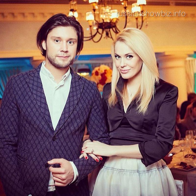 Таня Терешина с мужем
