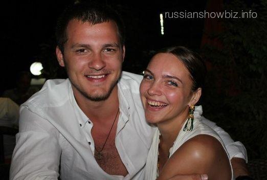 Наталья Земцова с будущим мужем