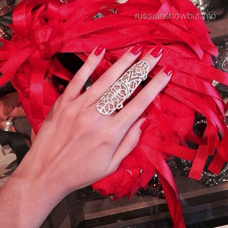 Кольцо Жасмин