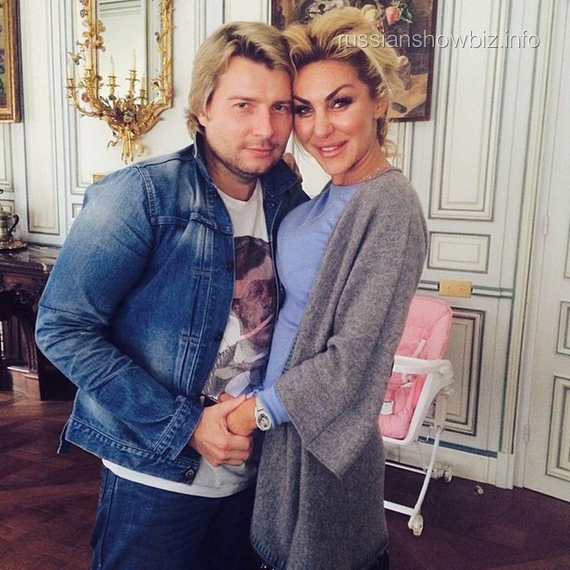 Николай Басков со швейцарской возлюбленной