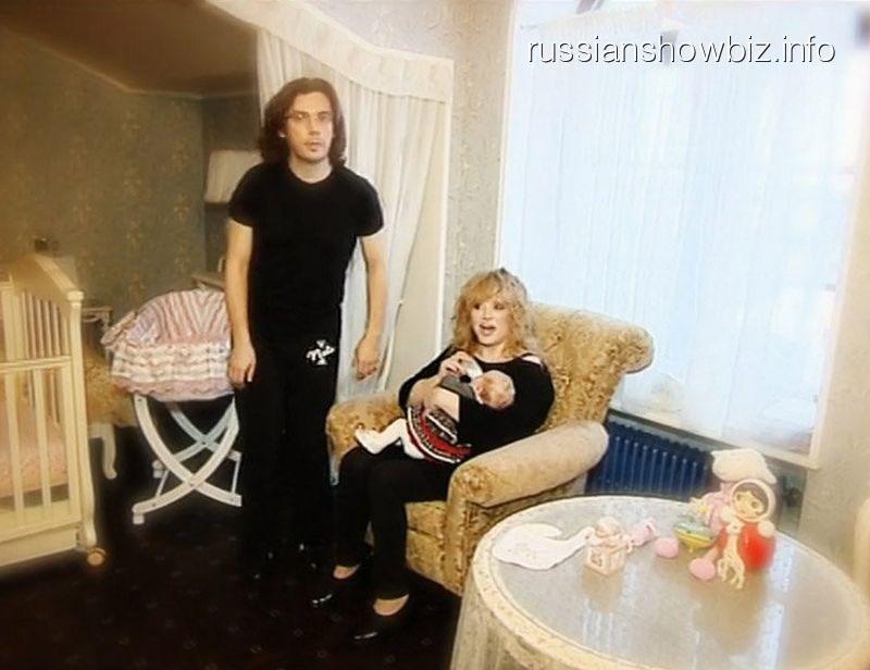фото жены и детей серебрякова