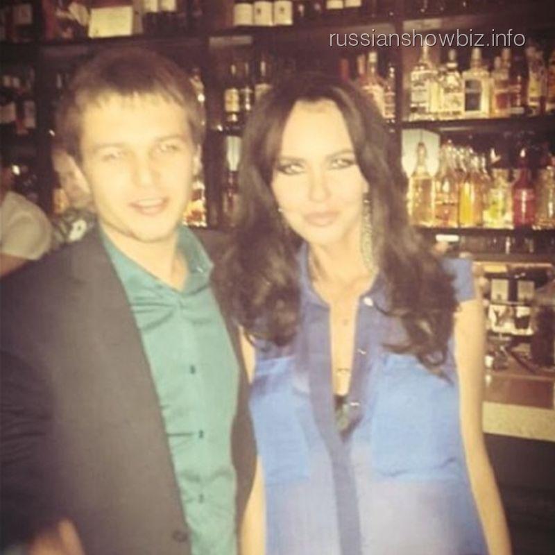 Маша Малиновская с новым возлюбленным