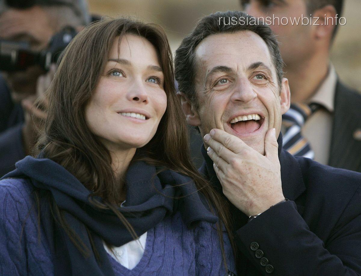 Саркози и Карла Бруни отсудили 20 000 евро за публикацию телефонных разговоров