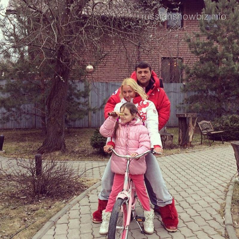 Семейная идиллия Анастасии Волочковой