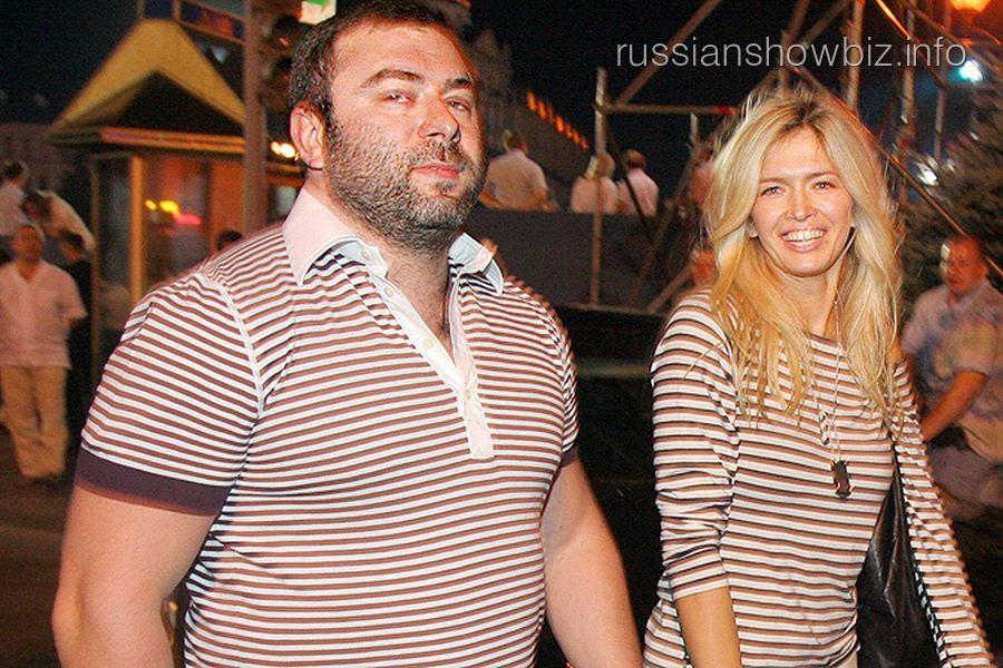 Михаил Киперман и Вера Брежнева