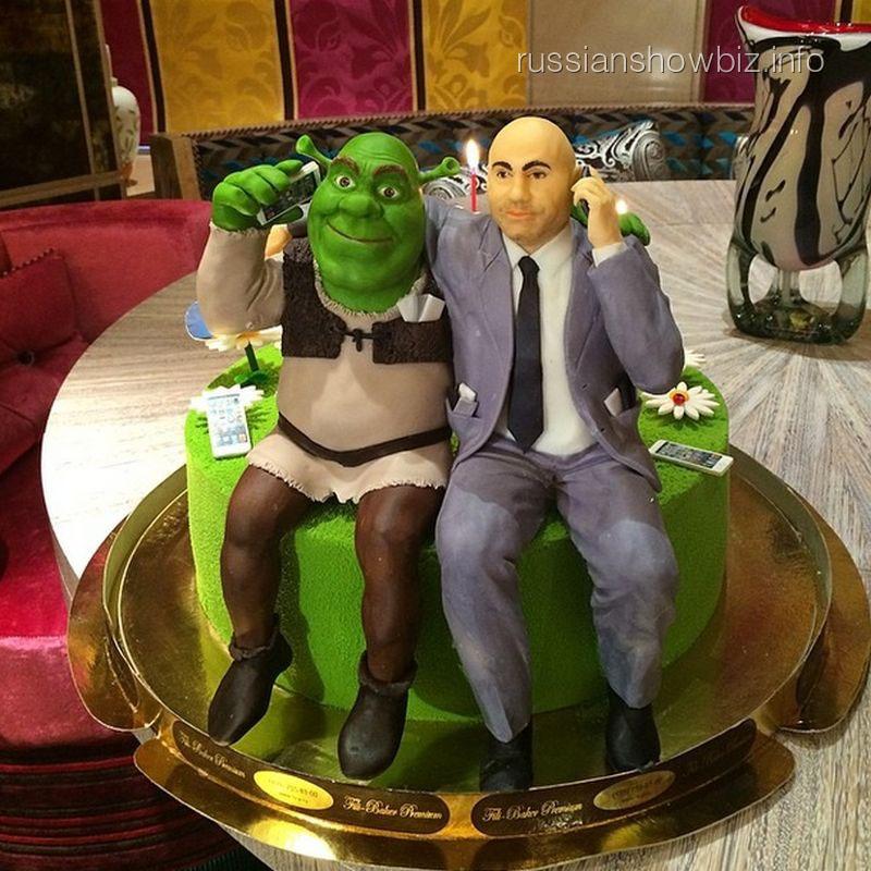 Торт Иосифа Пригожина