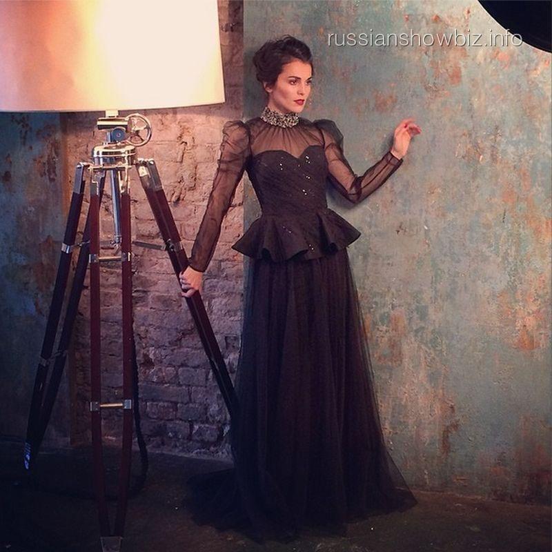 Сати Казанова в новой фотосессии