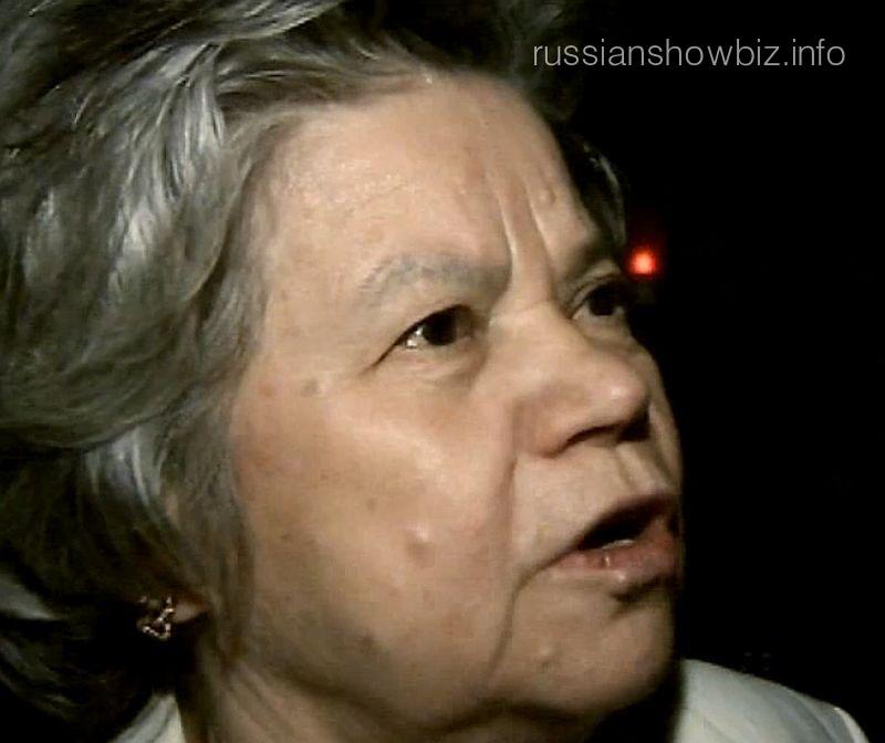 Бабушка Сергея Лазарева