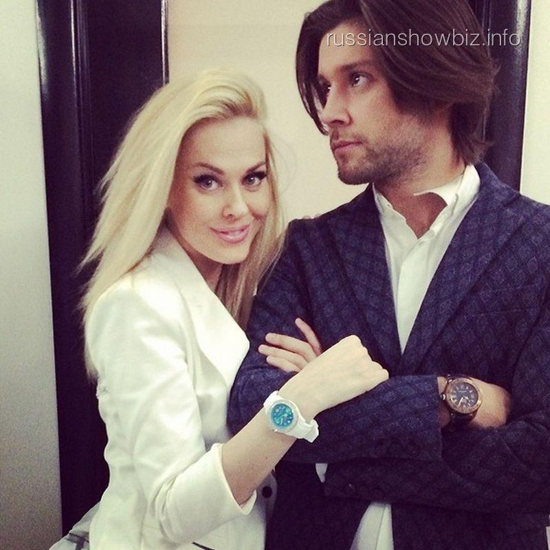 Татьяна Терешина и Вячеслав Никитин