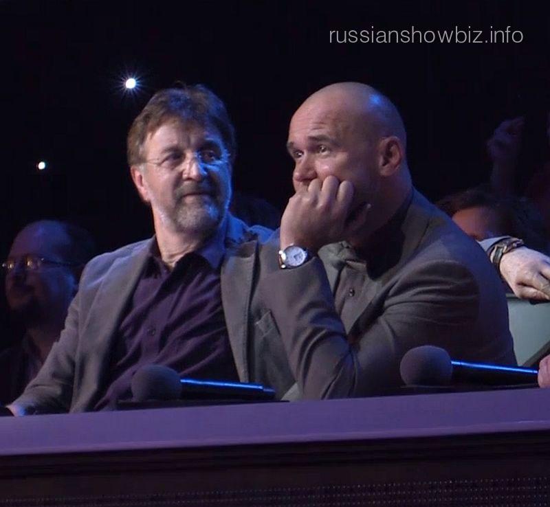 """Максим Аверин снова в жюри """"Точь-в-точь"""""""