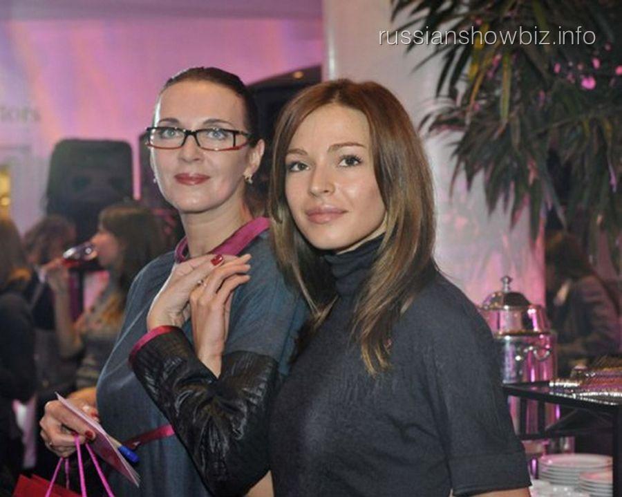 Татьяна Лютаева и Агния Дитковските