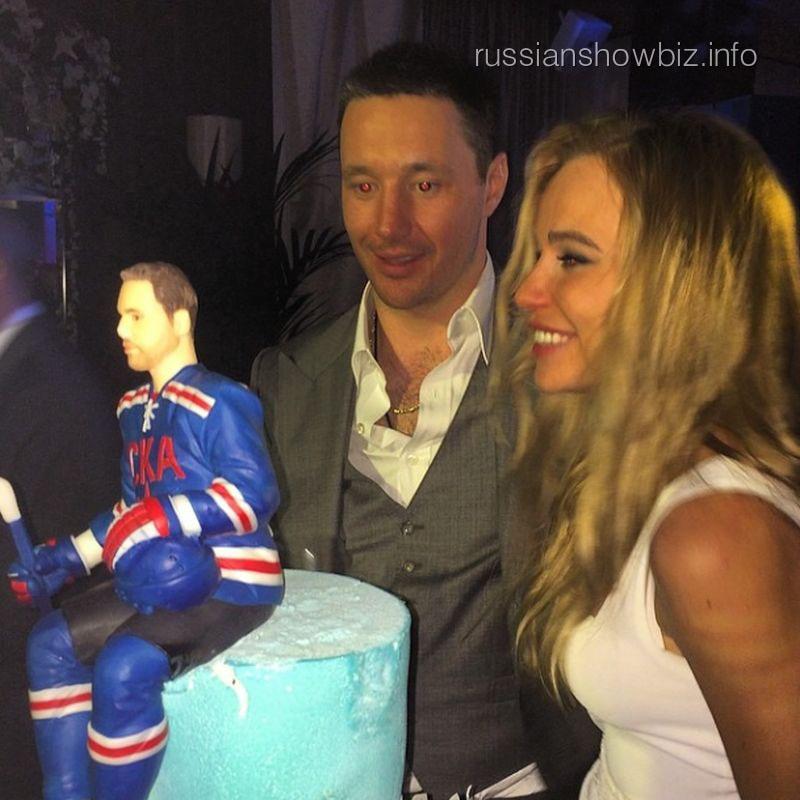 День рождения Ильи Ковальчука
