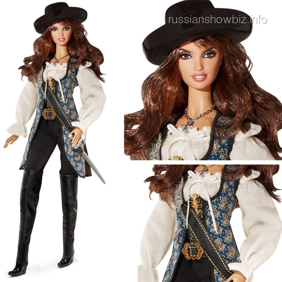 Кукла Barbie в виде Пенелопы Крус