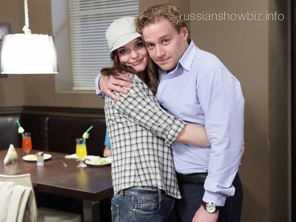 Анна Здор и Алексей Барабаш
