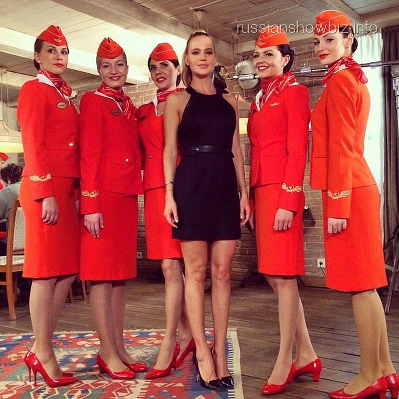 Глюк'оZа со стюардессами