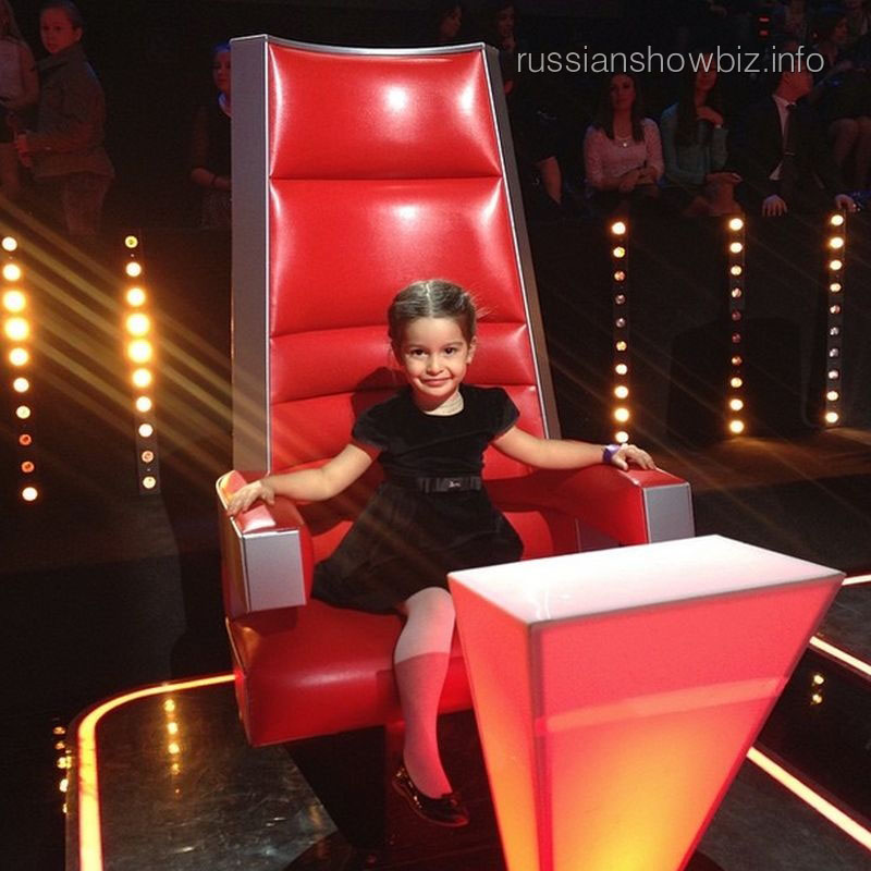 Дочка Ксении Бородиной