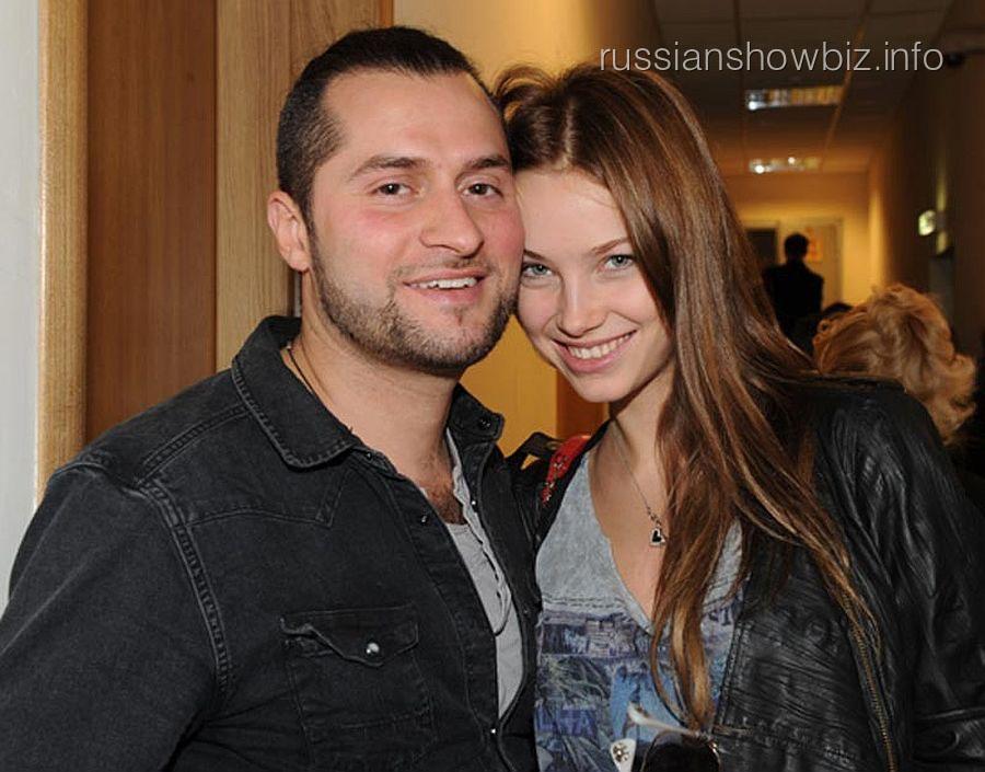 Ираклий Пирцхалава с женой
