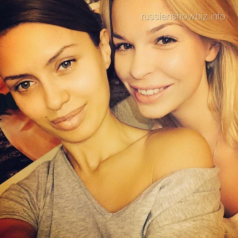 Виктория Боня без косметики