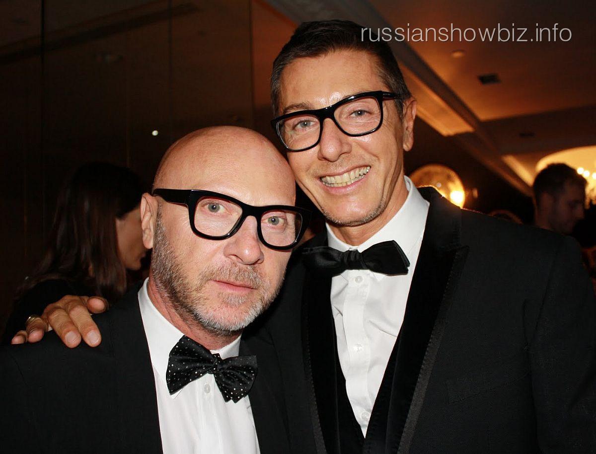 Стефано Габана и Доменико Дольче